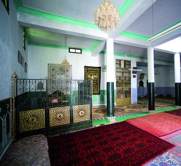 Morocco; Meknes; Zawiyya Shaykh Muhammad ibn al Habib